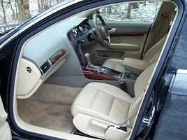 Audi A6 C6 5 automobiliai 2005 m. dalys