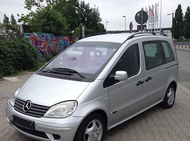Mercedes-Benz Vaneo   Минивэн