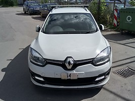 Renault Megane III Universalas 2014