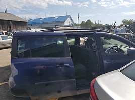 Mazda 5 I 2007 m. dalys