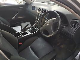 Lexus Serija Is II 2007 m. dalys