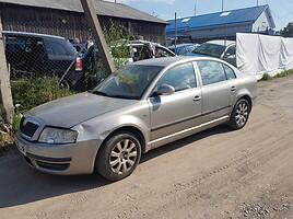 Skoda Superb I BSS Sedan