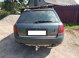 Audi A6 Allroad C5 AKE 2002 m dalys
