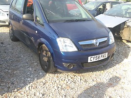 Opel Meriva I