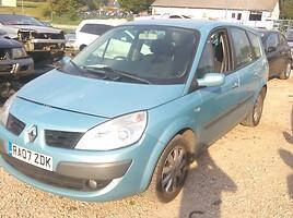 Renault Scenic II Vienatūris 2007