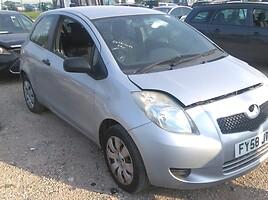 Toyota Yaris II 2008 y. parts