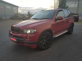 BMW X5 E53  Внедорожник