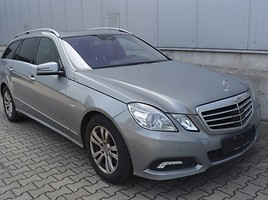 Mercedes-Benz E 350 W212 4-matic