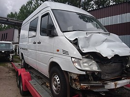 Mercedes-Benz Sprinter II 211  80kw Krovininis mikroautobusas