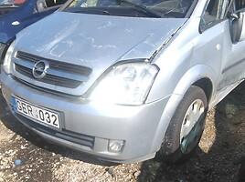 Opel Meriva I 2004 г. запчясти