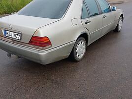 Mercedes-Benz S 500 Banginis 1993 г. запчясти