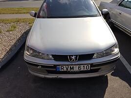 Peugeot 406 Tvarkingas 2001 m. dalys