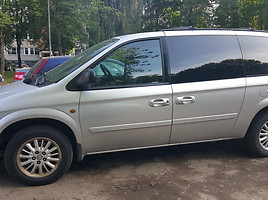 Chrysler Grand Voyager III  Минивэн