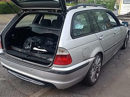 BMW 320 E46  Wagon