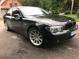 BMW 730 E65/66