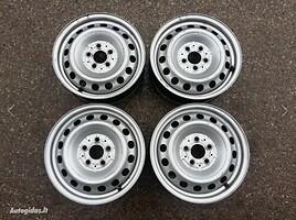 Mercedes-Benz R16 стальные штампованные диски