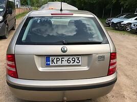 Skoda Fabia I TDI BNV 2006 г запчясти