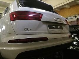 Audi Q7 2016 m. dalys