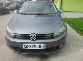 Volkswagen Golf VI Hečbekas 2009