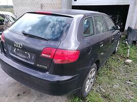 Audi A3 8P  Hečbekas