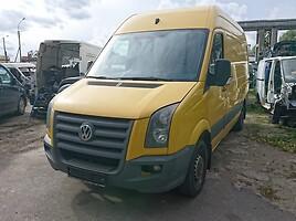 Volkswagen Crafter 2,5  /  100KW 2007 m. dalys