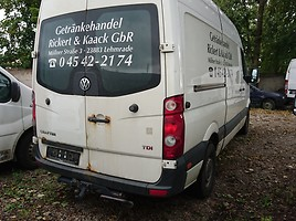 Volkswagen Crafter 2,5  /  100KW 2009 m. dalys
