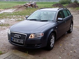Audi A4 B7 Universalas 2005