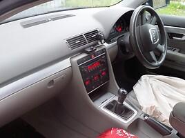 Audi A4 B7 2005 m dalys