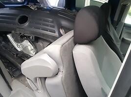 Volkswagen Caddy III 2011 m. dalys