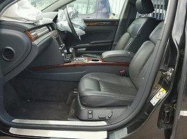 Volkswagen Phaeton 2007 m. dalys