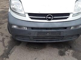 Opel Vivaro 2004 m. dalys