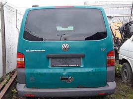 Volkswagen Transporter 2006 m. dalys