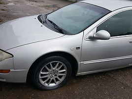 Chrysler 300M 2002 y. parts