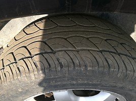 Mercedes-Benz ML 270 R17 light alloy  rims