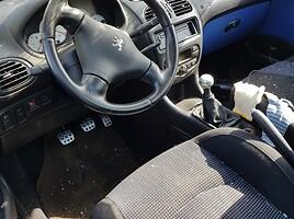 Peugeot 206 Cc Tvarkingas cc 2001 y. parts