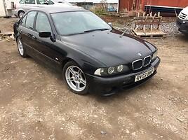 BMW 523 E39 Sedanas 2002