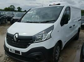 Renault Trafic Krovininis mikroautobusas 2016