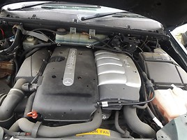 Mercedes-Benz Ml 270 W163 2000 m dalys