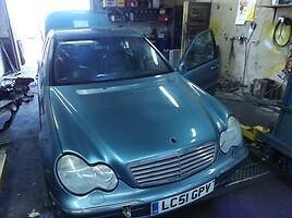 Mercedes-Benz C Klasė   Sedanas