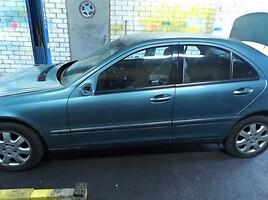 Mercedes-Benz C Klasė 2003 m dalys