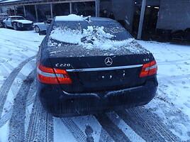 Mercedes-Benz E Klasė 2010 m dalys