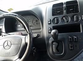Mercedes-Benz V 230 I 1998 m dalys