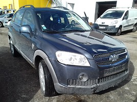 Chevrolet Captiva  4WD Visureigis