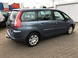 Citroen C4 Grand Picasso   Van