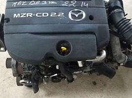 Mazda 3 II  Хэтчбек