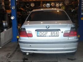 BMW 320 E36 D Sedan