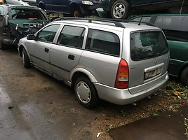 Opel Astra II 1999 m. dalys
