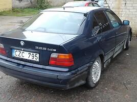 Bmw 325 E36 Tds 1995 m. dalys