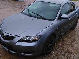 Mazda 3 I  Sedan