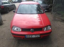 Volkswagen Golf 1.9 81kw 1998 m. dalys